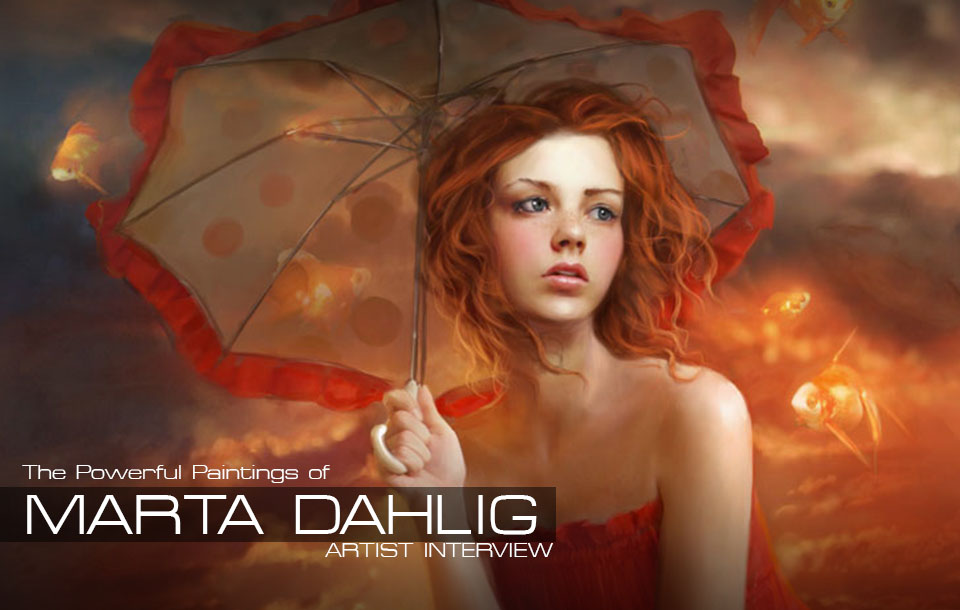 Artist Interview: Marta Dahlig
