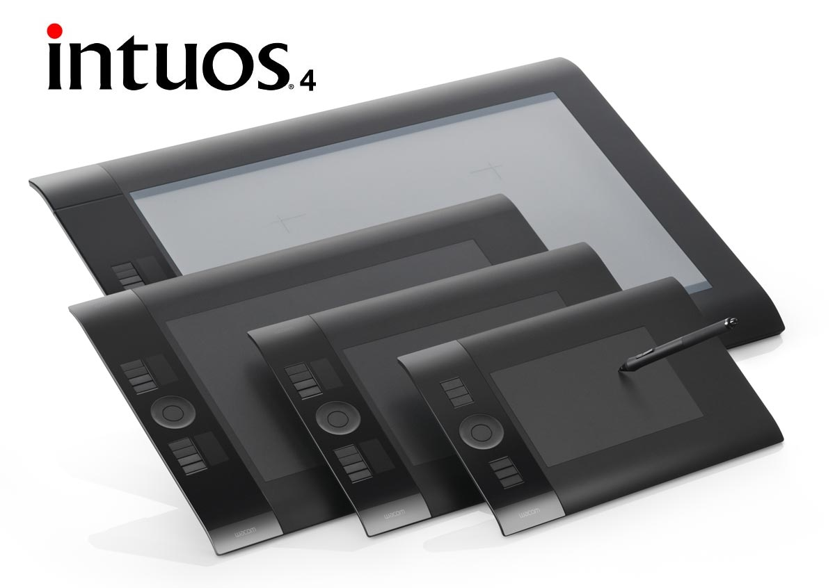 Tablet Review: Wacom Intuos 4 Series | ArtSketch org Your